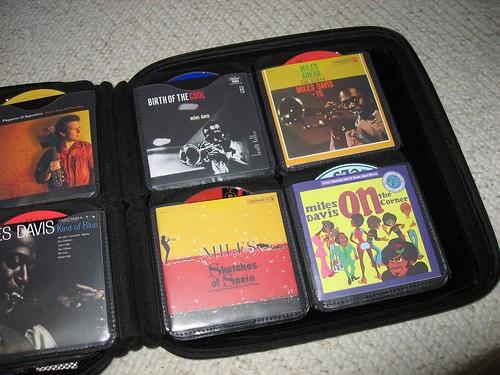 Slappa CD sleeve case