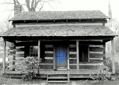Poetry About A Little Log Cabin