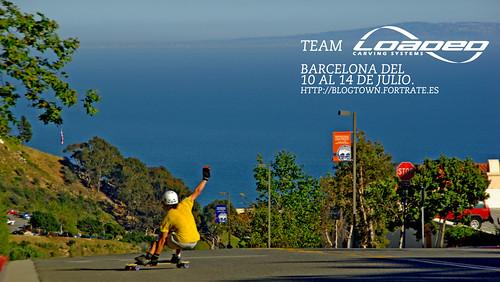 Team Loaded en Barcelona