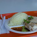 Cafe D'Lite Express' Hainanese Chicken Rice with Soup