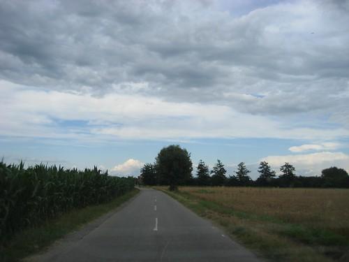 Verso Santhià