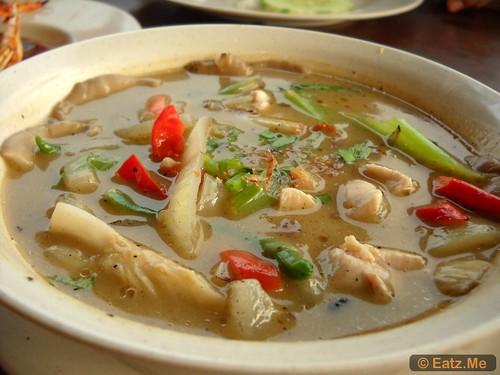 Mushroom Soup [eatz.me]