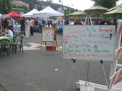 Mercer Island Farmers Market