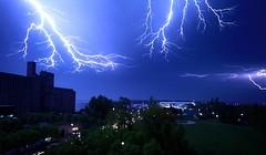 Toronto Storm Lightning photo by SnapHappyExpat