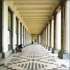Gallery Of The Thermae Palace - Ostend, Belgium photo by Batikart ... handicapped ... sorry for no comments