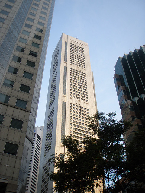UOB Plaza Tower | Flickr - Photo Sharing!