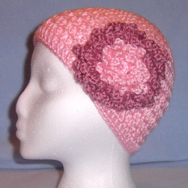 Links to Free Crochet Patterns for Chemo Caps