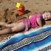 Sand Sleeping