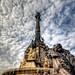 Columbus Monument – Monumento a Colón, Barcelona (Spain) HDR