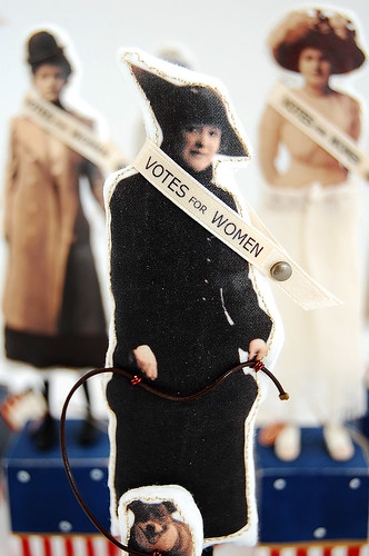great american suffragette folk art doll frances  jul 3  2009 2 17 pm