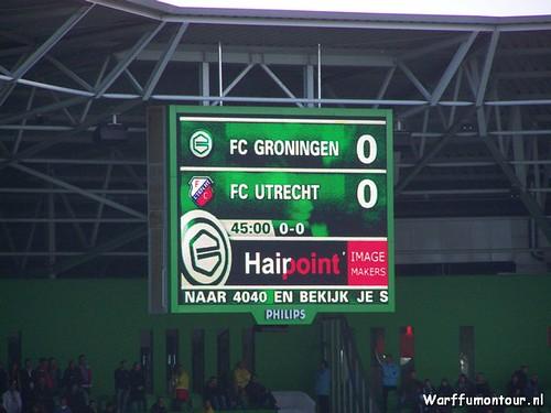 4022776294 2b5491e850 FC Groningen – FC Utrecht 0 0, 18 oktober 2009