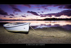 A Tin Can Bay Dawn photo by Adam Randell