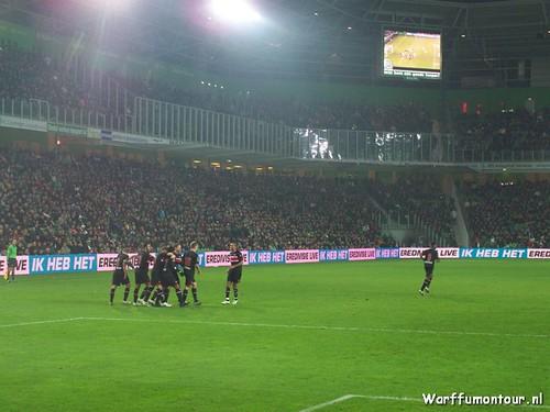 4063952038 2ca800d46c FC Groningen – AZ 0 1, 31 oktober 2009