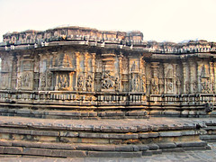 Belur Temple up-close