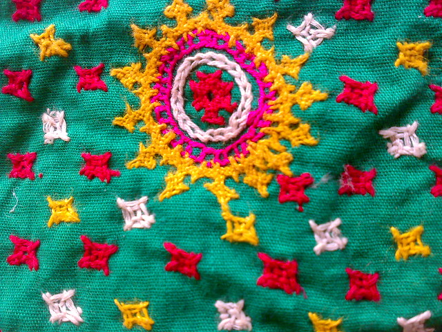 Embroidery thread - Wikipedia, the free encyclopedia