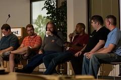Panel - Erubycon 2009 - Day 2