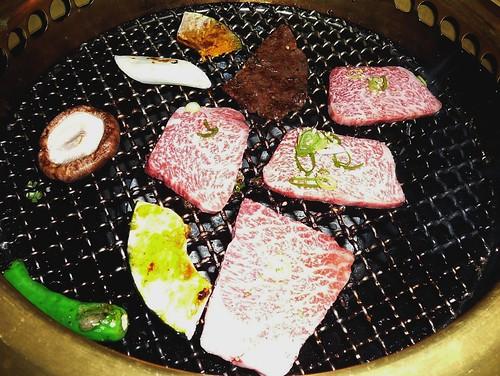 葡萄屋の焼き肉 カルビ
