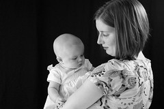 Mother & Baby Portrait photo by David Mcintosh Photography