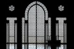 Arabian Gate Silhouette, Casablanca photo by Brave Lemming