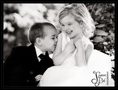 A Kiss From My Brother photo by Suzanne Pyle Photography