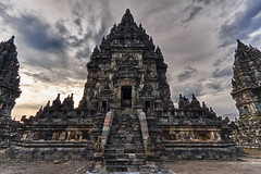 Prambanan - Don't go in there Indy! photo by Alexander Ipfelkofer