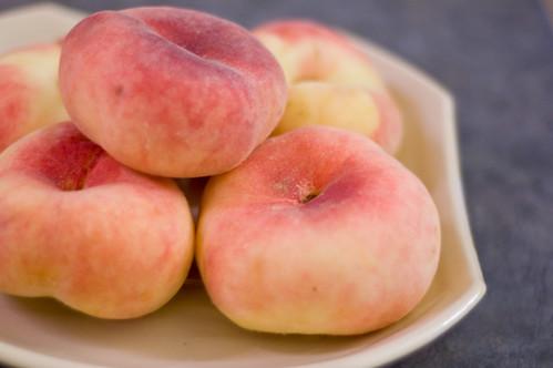 Donuts Peach