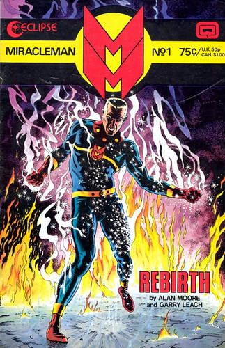MiracleMan becomes the property of Marvel...and becomes MarvelMan