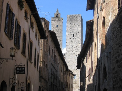 Toscana 2009 San Gimignano