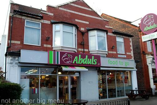 Abdul kebab - Manchester 5