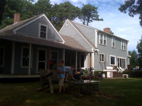 Vacation house on capecod