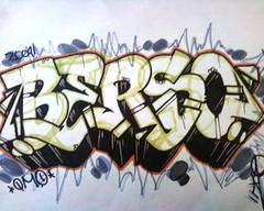 BERS graffiti photo by jesc4prez