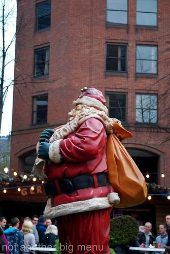 Manchester Christmas market 1