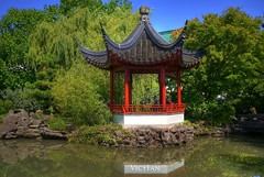The Dr. Sun Yat-Sen Classical Chinese Garden (Explored) photo by Brandon Godfrey