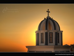 Santorini Sunset - Greece photo by Hasselbach Photography
