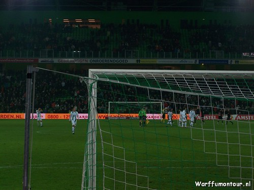 4063204029 6830c07da1 FC Groningen – AZ 0 1, 31 oktober 2009