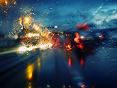 Lost in Translation - Wet Highway photo by Rev. Strangelove !!!!