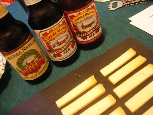 Cheese & Beer Pairing @ Kehe's
