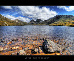 Cradle Mountain, Lake St Clair National Park,Tasmania :: HDR photo by :: Artie | Photography ::
