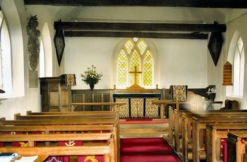 St Peters Hoveton Interior
