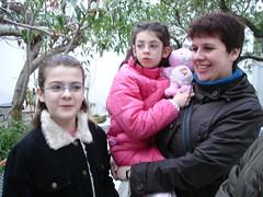 JD et ses enfants