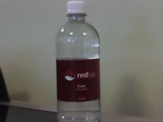 red hat water