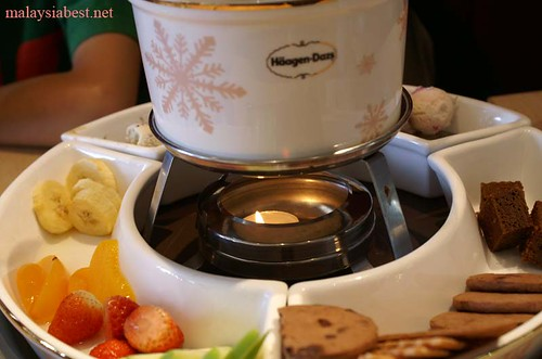 Haagen Dazs – Chocolate Fondue – Best recipes, foods and ...