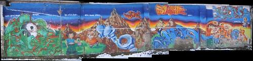 mur derriere sidoine ema