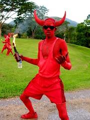 Paramin Devil