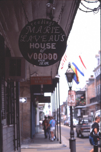 French Quarter Voodoo House
