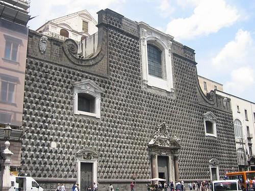 Gesu Nuovo Naples