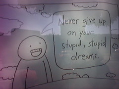 Your Stupid, Stupid Dreams