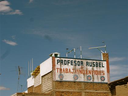 Profesor Rusbel