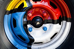 Mondrian Tire