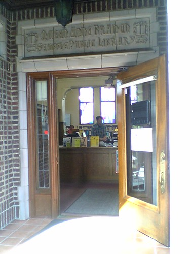 queen anne branch library